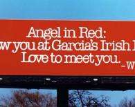 Ангел в красном 1